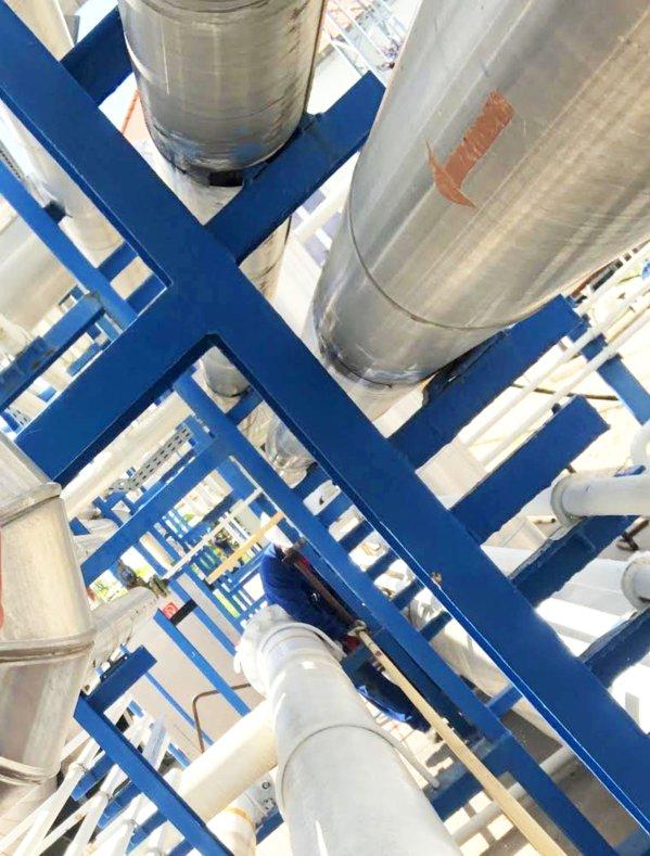 Hidrogén nyomásálló acélok hegesztése